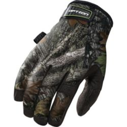 OPTION Glove (Camo)-  Synthetic Leather with Air Mesh