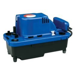 Little Giant - Tube Condensate Pump with Safety Switch 20' Lift 115V 60H - No Tubing
