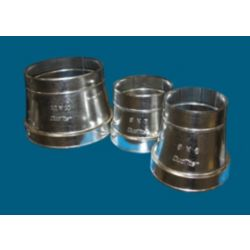 "M&M - 40087 - 8"" x 7"" Tapered Reducers"