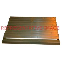 "M&M - MP-RAFM - Return Air Grille Frame Material - 1/2"" x 1-1/2"" x 120"""