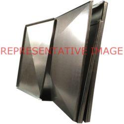 "M&M - P6212336R8F0 21"" x 23"" x 36"" R8 No Flange Plenum Supply 26GA"