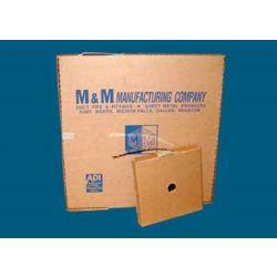 "M&M - RD-HS24R - 1"" x 200' 24GA Hanger Strap"