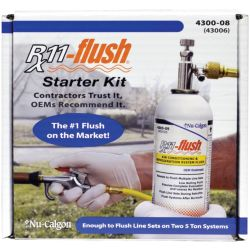 Nu-Calgon - 4300-08 Rx11® Flush Starter Kit