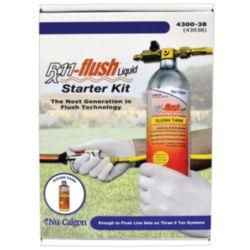 Nu-Calgon - 4300-38 - RX11- Flush Starter Kit