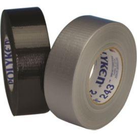 2 Rolls Multi-purpose Black Silicon Repair Sealing Tape Duct Mastic