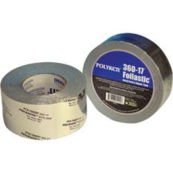 """Polyken® 1087780 360-17 3"""" x 34 yd. Foil/ Butyl Mastic Sealant Tape"""