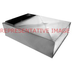 McDaniel Metals - Plenum return air 19-1/8X19-7/8