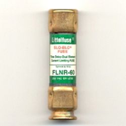 Factory Authorized Parts™ - Littelfuse® FLNR 60A 250V UL Class RK5 Dual-Element Time-Delay Fuse