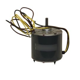 factory authorized parts™ - hc39ge242 condenser motor 1/4 hp 208/230 v 1 20  amp 825 rpm