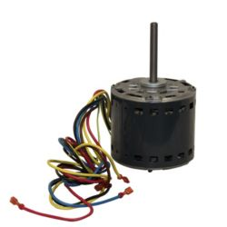 Factory Authorized Parts™ - HC43AE233  Direct Drive Blower Motor 208/230V 1075 RPM, CCW, 3-Speed