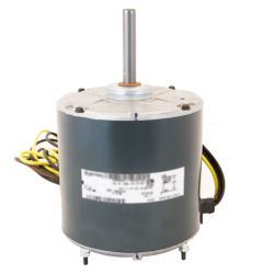Factory Authorized Parts™ - HC44GE461  Condenser Fan Motor 1/2 HP 1050/875 RPM 0.80A