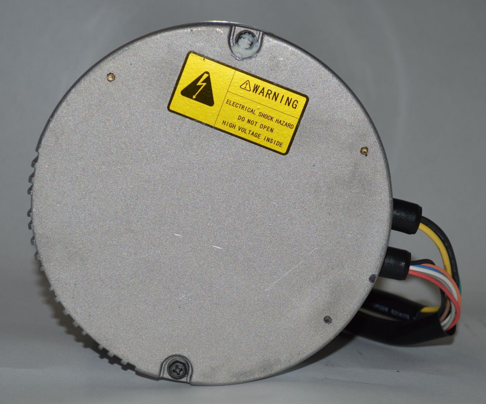 Factory Authorized Parts™ - HD44AQ257 Blower Motor 1/2HP ECM
