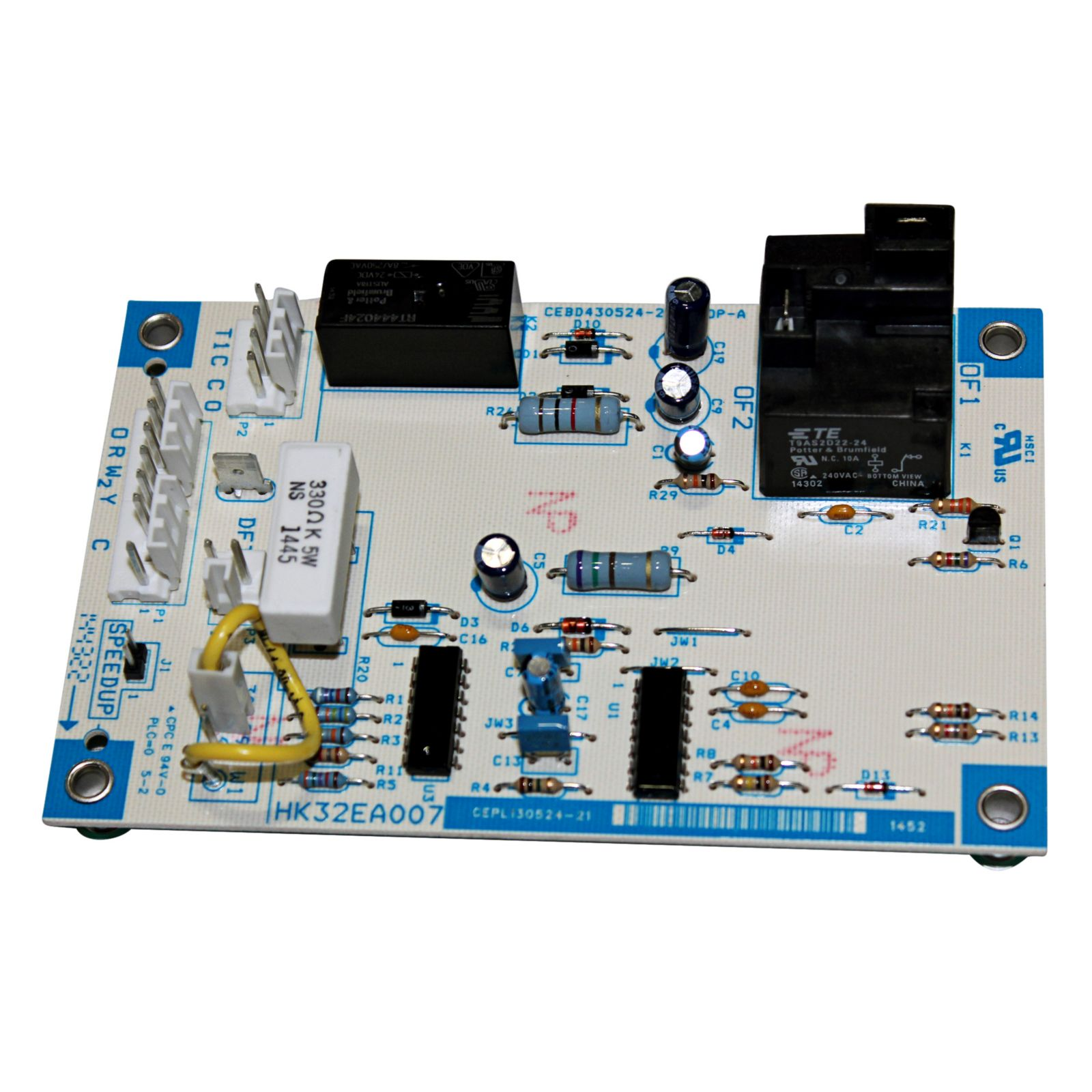 Rcd Parts Hk32ea007 Circuit Boards Carrier Hvac Pump Defrost Control Board On Furnace Replacement Cost Factory Authorized