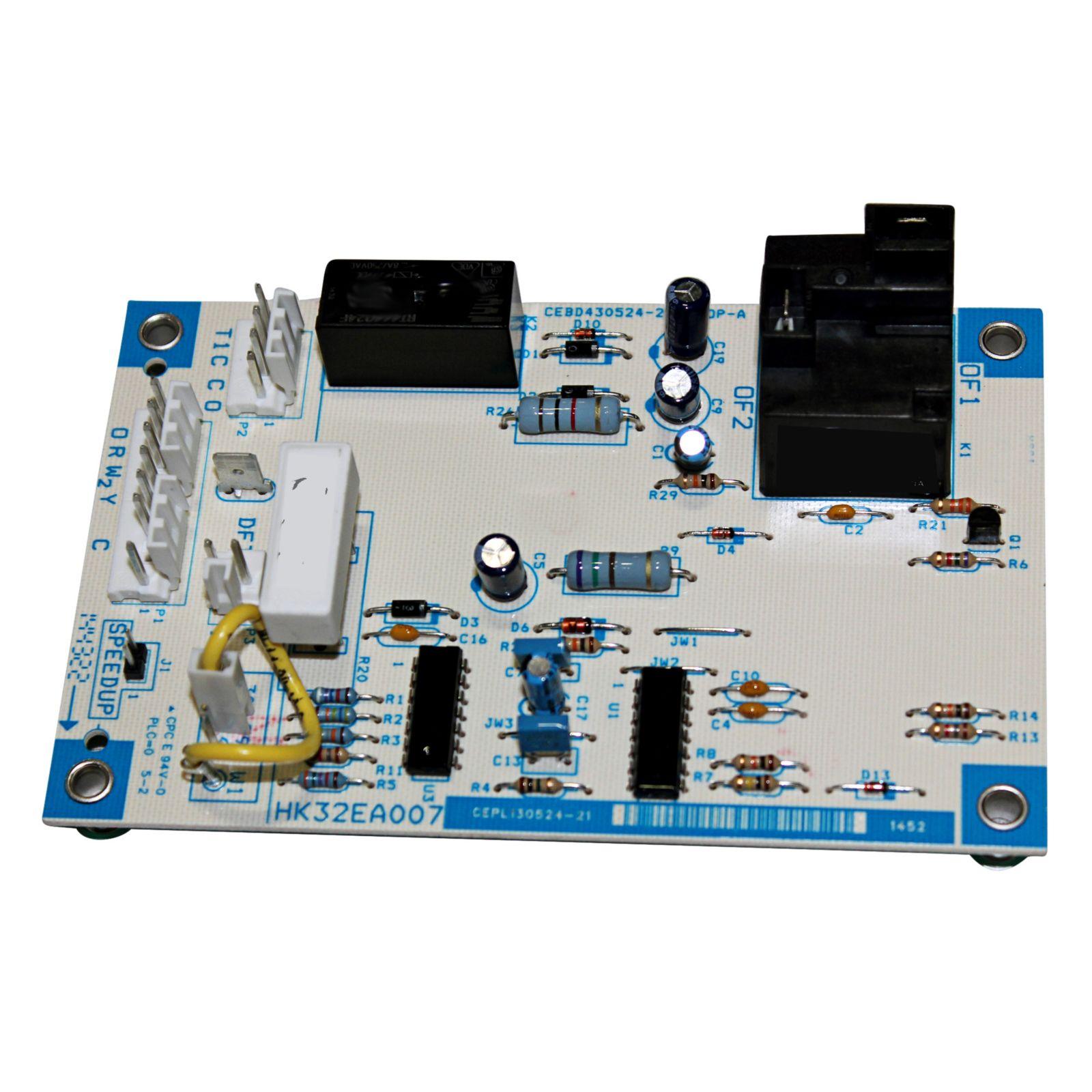 Rcd Parts Hd42ar235 Direct Drive Ecm Motors Carrier Hvac Of A Circuit Board Factory Authorized Hk32ea007 Defrost