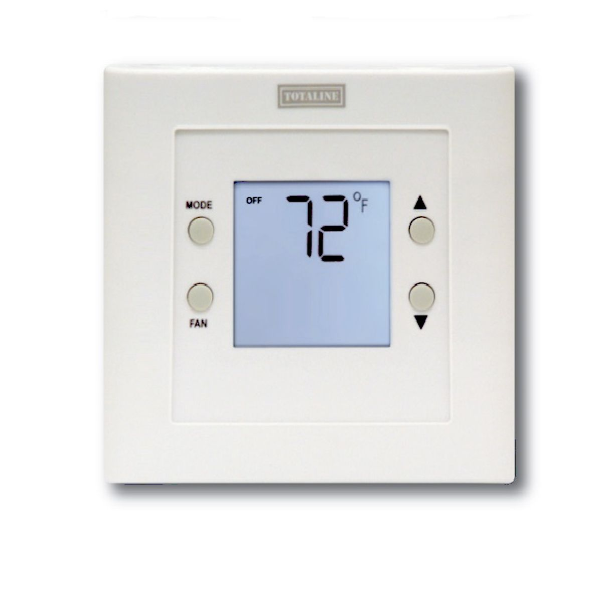 Totaline® - Performance Digital Non-Programmable Residential Thermostat 2  H/1 C Universal Application with Auto-Changeover