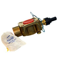 Factory Authorized Parts™ -  06EA660090 Compressor Service Valve (4-Bolt)
