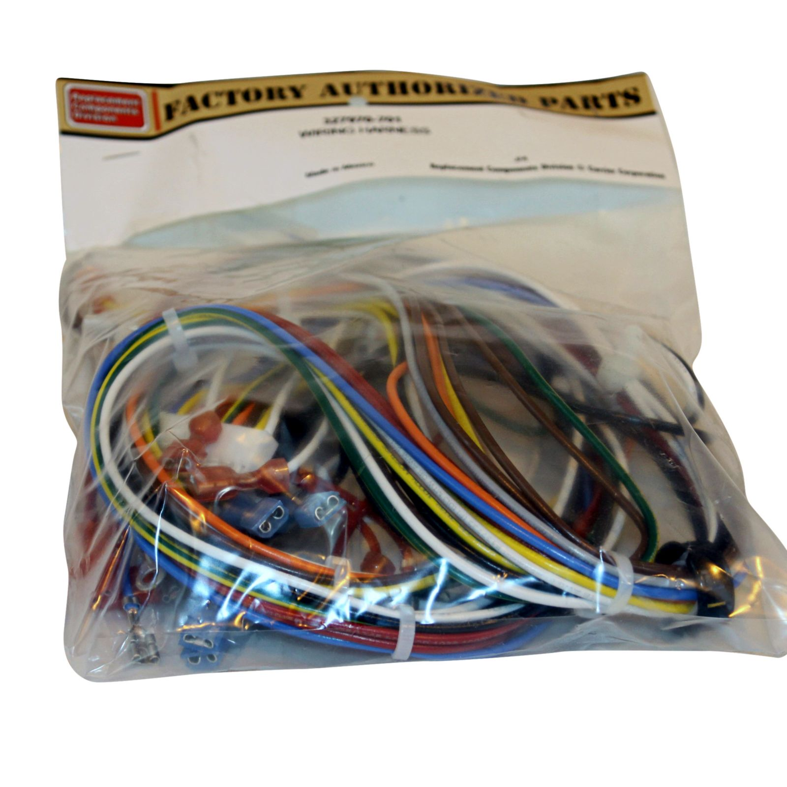 Rcd Parts 327567 701 Terminal Leads Wiring Harness Plugs Factory Authorized 327970