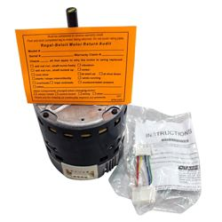 Factory Authorized Parts™ - 58MV660006 Blower Motor 1/2 HP 120/240 V 7.7/4.3 Amp 1050 RPM