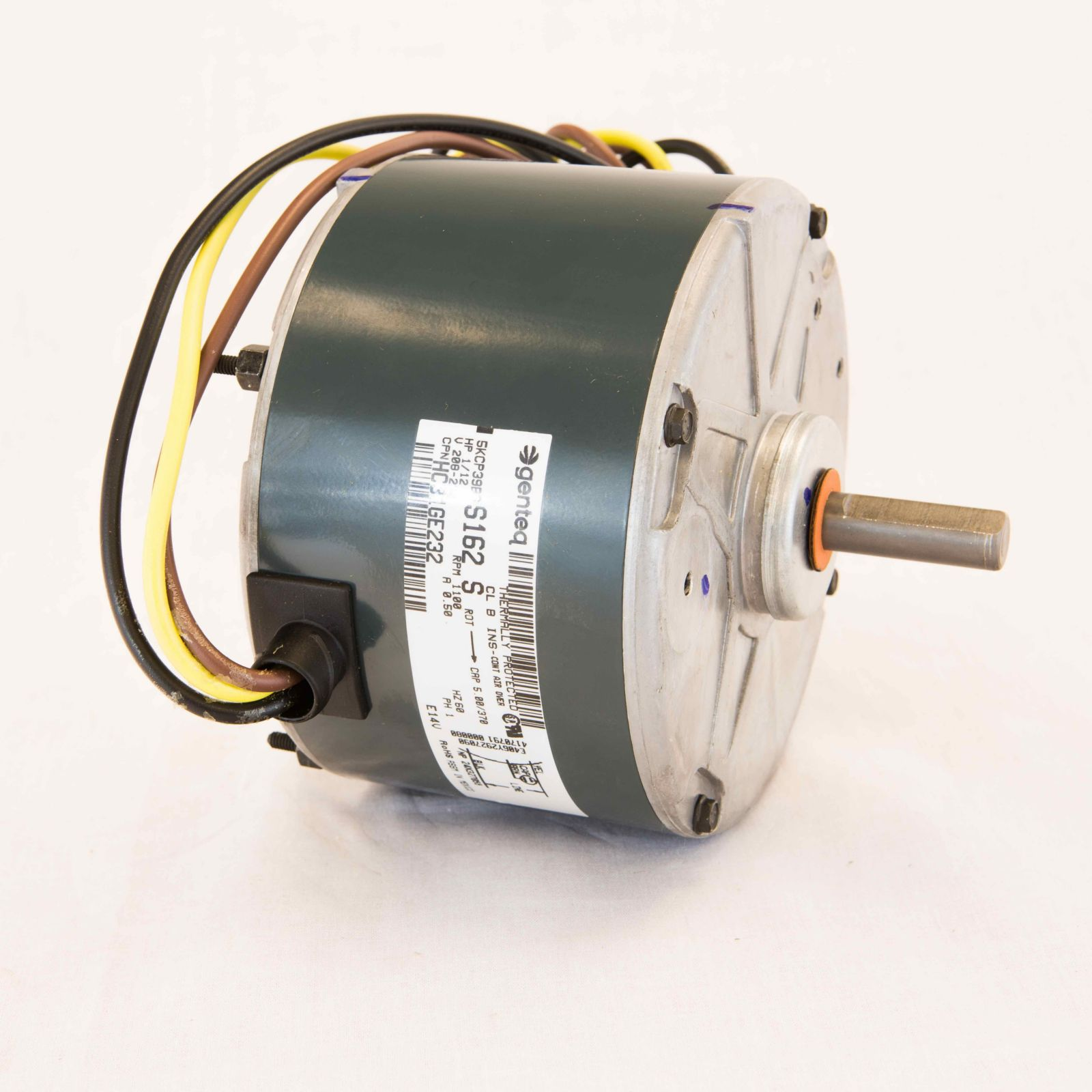 Carrier OEM Upgraded Replacement Condenser Fan Motor 1//4 HP 230 Volts HC39GE238