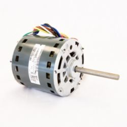 Factory Authorized Parts™ - HC45AE115  Direct Drive Blower Motor 3/4 HP 115V 11.1 FLA 1075 RPM 4-Speed