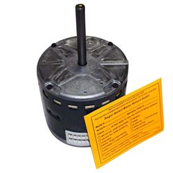 Factory Authorized Parts™ - HD42AR228  Direct Drive Blower Motor 1/3 HP