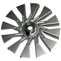 "Factory Authorized Parts™ - LA01ZC003 Propeller Fan Blade  3-1/2"" Diameter 12 Blades"
