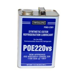 Totaline® - P903-2301  POE 220vs Synthetic Ester Refrigeration Lubricant 1 gal.