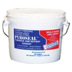 Rectorseal - 68616 - Pyroseal Furnace Cement 6 lbs.