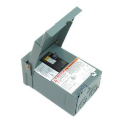DiversiTech® - Q0200TR  60 Amp Fusible Disconnect Switch - Square D