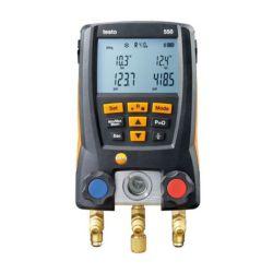 Testo - 0563 1550 - 550 Digital Manifold Kit