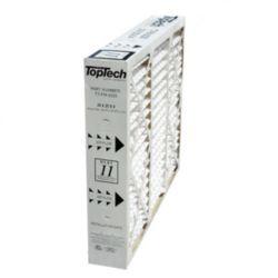 """TopTech - TT-FM-2025 20"""" x 25"""" x 4"""" Cartridge Air Filter MERV 11"""