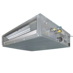 Carrier® Toshiba Ductless Variable Flow (VRF) 9500 Btu Indoor Heat Pump Slim Duct Unit (208/230-1-60)