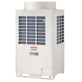 Carrier toshiba 8 ton ductless variable refrigerant for Toshiba electric motor data sheets