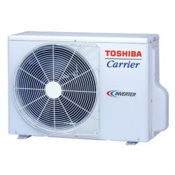 Carrier® Toshiba Ductless 9000 Btuh Heat Pump Single Zone 208/230-1 (Matches EKV High Wall)
