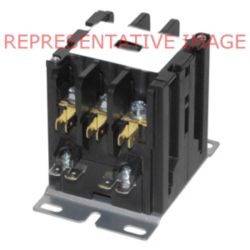 Totaline® - P282-0423 Contactor Two Pole 40 Amp Lug Terminals 208/240 VAC