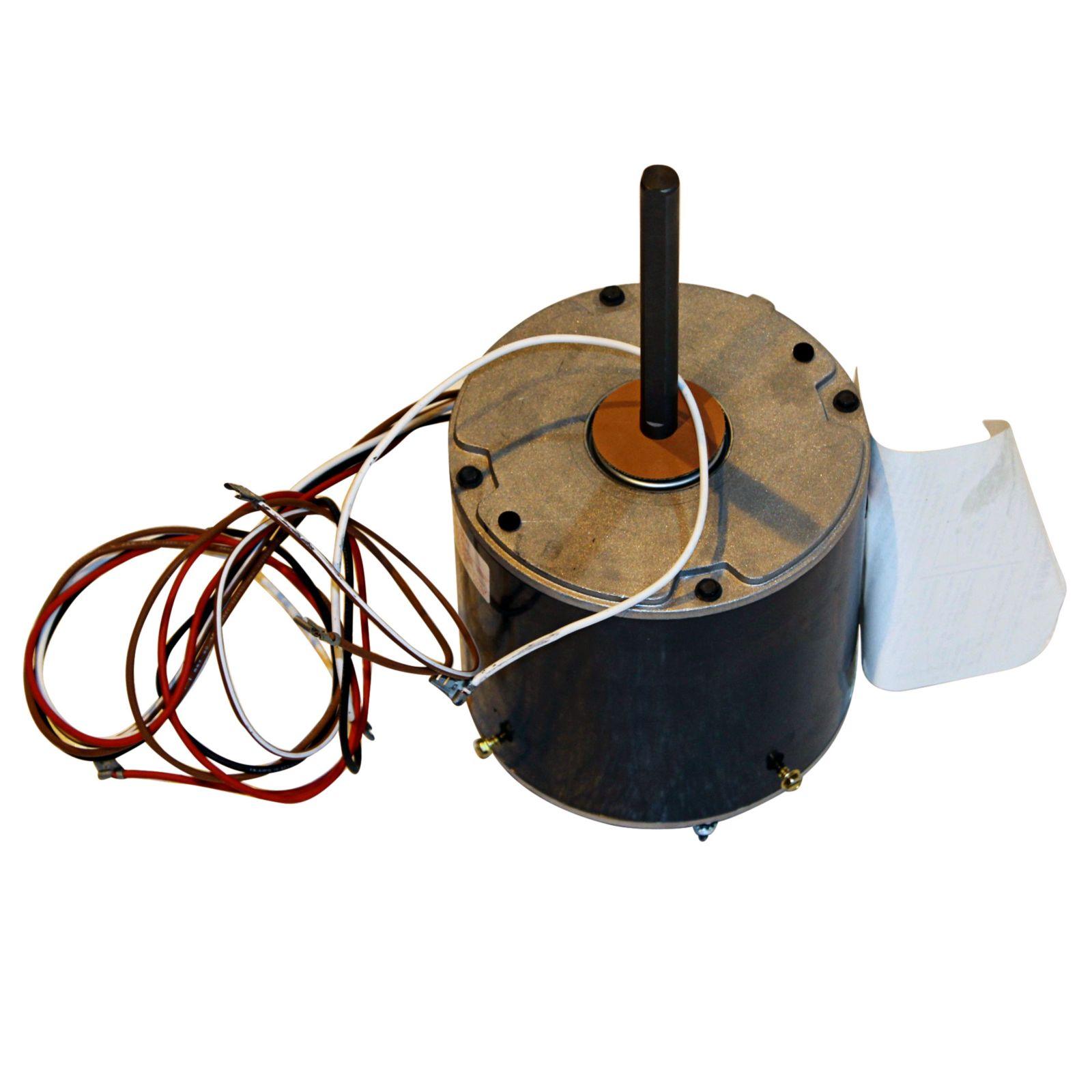 Totaline P257 E5464 Condenser Fan Motor Multi Horsepower 1 6 3 Wiring Diagrams Oem Furnace Motors Electric Hp 208 230v 255 Fla 825 Rpm 2 Speed