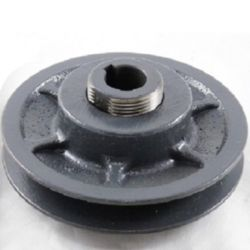"Totaline® - P461-3505 Pulley 4"", 5/8"" Bore, 2.4""-3.4"" Pitch Dia."