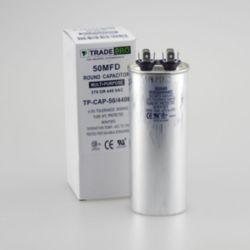TRADEPRO® - TP-CAP-50/440R 50 MFD 440V Round Run Capacitor