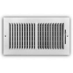 "Truaire - 102M 14X06  14"" x 06"" 2 Way Wall/Ceiling Register."