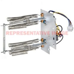 Carrier/ICP 5 kW, 208/240 V, Single phase with Fuse heat kit