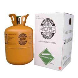 R407C Refrigerant - 25 lb. Cylinder