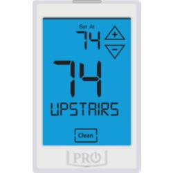 Vive - TRADEPRO® - Wireless Indoor Temperature Remote Sensor, Battery Powered for TP-S-955WH