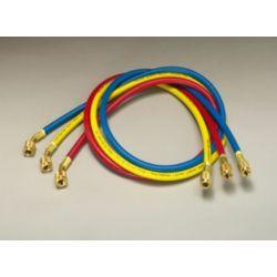 "Yellow Jacket - 21985 -  60"" PLUS II Hose with 1/4"" Charging Hose"