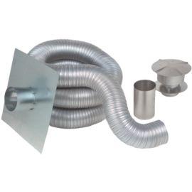 Z Flex 2gackit0435 Chimney Insulation Radiation Shield