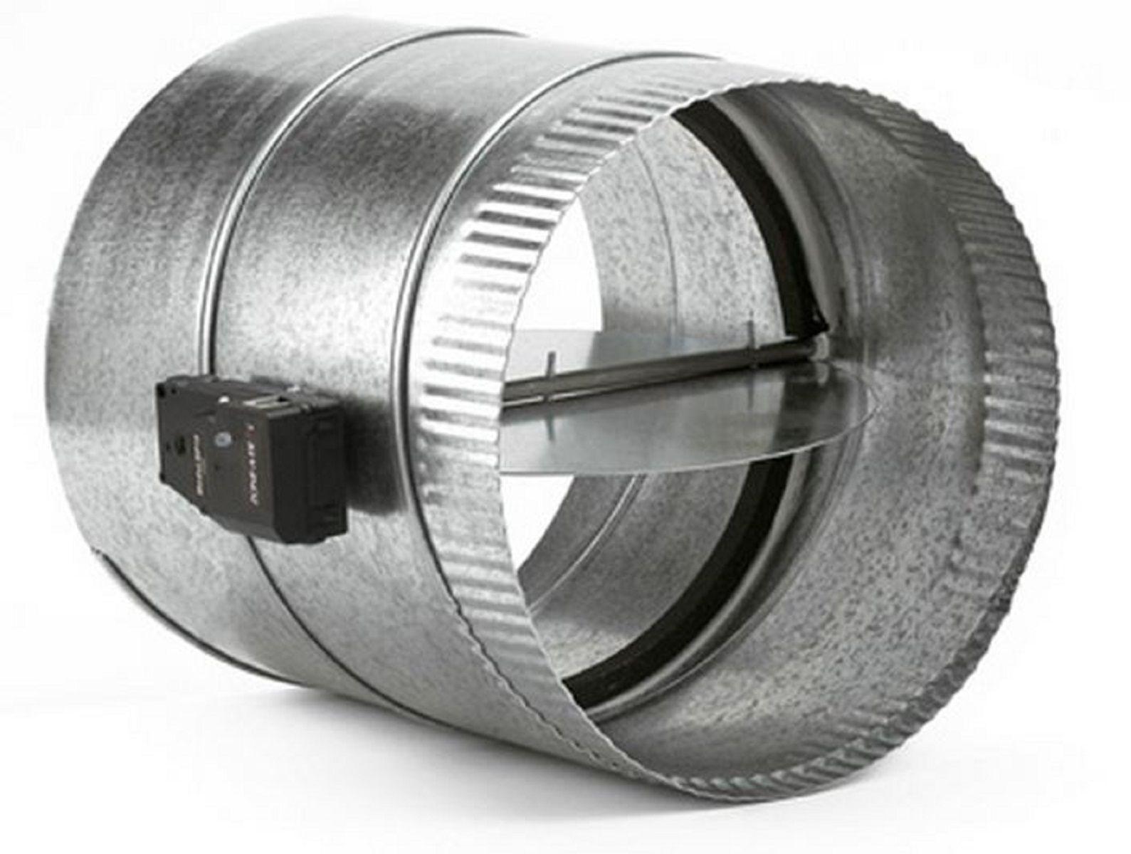 Zonefirst RDP12 Plug in Damper   Carrier HVAC